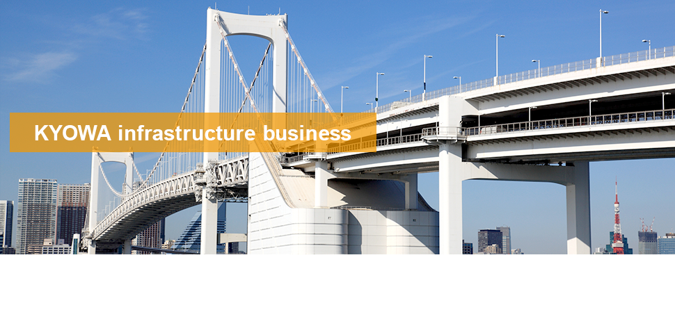 KYOWA infrastructure business