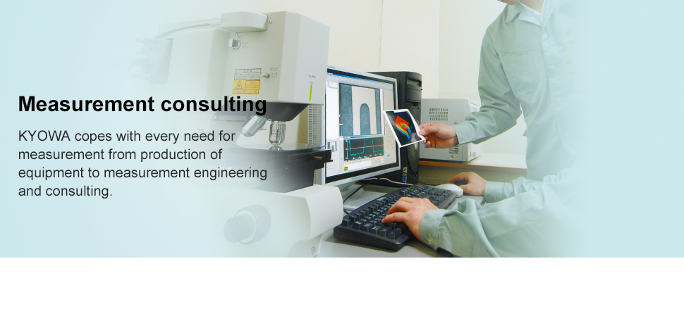 Measurement Consulting Services