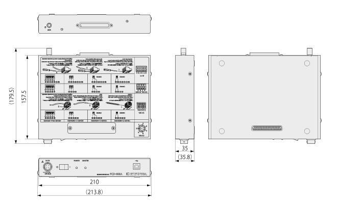 PCD-400A Sensor Interface   KYOWA