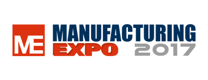 MANUFACTURING EXPO 2017のロゴ