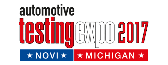 Automotive Testing Expo North America 2017のロゴ