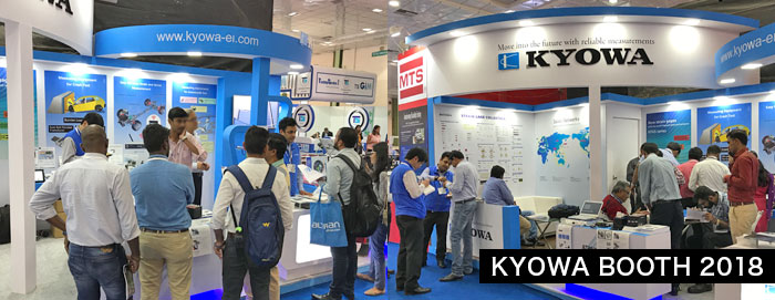 Automotive Testing Expo 2018 Indiaの写真