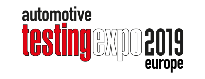 Automotive Testing Expo 2019 Europeロゴ